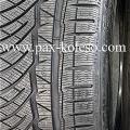 зимние бронированные шины Michelin Pilot Alpin PAX 245 710 R490 119T, A000401941551, Майбах бронированные шины, покрышки на бронированный Майбах, бронированные колёса 245 710 R490 119Т, 245/710 R490 119Т, зимние шины 245 710 R490 119T