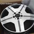 Диск бронированный W221, A2214014602, диски для бронированного с-класс, бронираванные диски на 221, алюминиевые диски для S-Klasse W221
