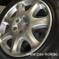 Зимние бронированные колеса для W220, A220400630051, зимние колёса в сборе для бронированного автомобиля Мерседес W220 S-класс, Michelin Pilot Alpin PAX 235 700 R450, бронированные колеса на 220