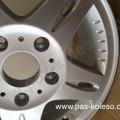 Диски на бронированный G-класс, A4614011002 9700, A4634010702 9700, диски для бронированного G-500, MB G-500 B6/B7, диски G-500 Guard, G-500 Sonderschutz, диски на бронированный гелик