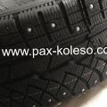 Зимние шины с шипами для бронированной Ауди А-8, 4H6601434А RMI, шины бронированные Ауди А8, колеса бронированные Audi A8, guard tires Audi A8, audi security A8, audi guard, audi guard tyre, бронированные колеса Audi D4 245/710 R490 AC PAX, PAX Tires, PAX