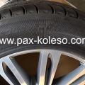 Летние бронированные колеса для Audi D4 Michelin Pilot 255 720 R490, 4H6601020, летние колёса в сборе для бронированного автомобиля Ауди А8, Michelin Pilot Primacy PAX 255 720 R490, бронированные колеса на Ауди