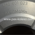 Диск бронированный для Ауди D4, 4H6601023, диски для бронированной Ауди, бронираванные диски на ауди, алюминиевые диски для Audi D4