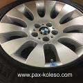 Зимние бронированные колеса для БМВ Е67 Michelin 245 710 R490, 36112288589, зимние колёса в сборе для бронированного автомобиля BMW, Michelin Pilot Alpin PAX 245 710 R490, бронированные колеса на БМВ Е67, бронированные колеса BMW E67 245 710 R490PAX, PAX