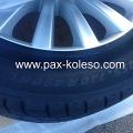 Летние бронированные колеса для БМВ F03 Michelin 255 720 R490, 36106795384, летние колёса в сборе для бронированного автомобиля BMW, Michelin Pilot PAX 255 720 R490, бронированные колеса на БМВ F03, бронированные колеса BMW F03 255 720 R490, PAX Tires