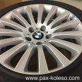 Зимние бронированные колеса для БМВ F03 Michelin 245 710 R490, 36112288585, зимние колёса в сборе для бронированного автомобиля BMW, Michelin Pilot Alpin PAX 245 710 R490, бронированные колеса на БМВ F03, бронированные колеса BMW F03 245 710 R490PAX, PAX
