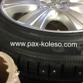 зимние шипованные бронированные колеса, А22240050051