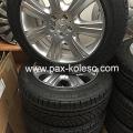 ззимние бронированные колеса, А22240030051, зимние бронированные колеса 245 710 R490 117T, Michelin Pilot Alpin 245 710 R490, бронированные колёса Michelin 245 710 R490