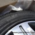 Зимние бронированные колеса с шипами для 221, A221400575051, A221400009651, зимние колёса в сборе с шипами для бронированного автомобиля Мерседес W221 S-класс, Michelin Pilot Alpin PAX 245/700 R470 AC, бронированные колеса на 221