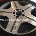 Летние бронированные колеса для W221, A221400555051, A221400999551, летние колёса в сборе для бронированного автомобиля Мерседес W221 S-класс, Michelin Pilot Primacy PAX 245/700 R470 AC, бронированные колеса на 221