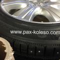 зимние бронированные колеса на W222, шины бронированные Michelin PAX 245/710 R490 AC, W222 бронированные шины, А2224000500, шины бронированные для S-класа, колеса бронированные, guard tires, Mercedes GUARD, guard W222