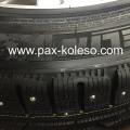 Зимние бронированные колеса с шипами для 222, A22240050051, зимние колёса в сборе с шипами для бронированного автомобиля Мерседес W222 S-класс, Michelin Pilot Alpin PAX 245/710 R490, бронированные колеса на 222, PAX Tires, PAX Tyre